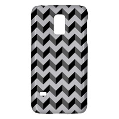 Modern Retro Chevron Patchwork Pattern  Samsung Galaxy S5 Mini Hardshell Case