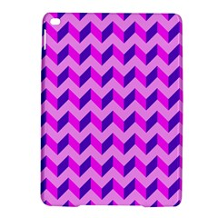 Modern Retro Chevron Patchwork Pattern Apple Ipad Air 2 Hardshell Case