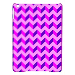 Modern Retro Chevron Patchwork Pattern Apple Ipad Air Hardshell Case