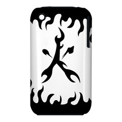 G6 Apple Iphone 3g/3gs Hardshell Case (pc+silicone)