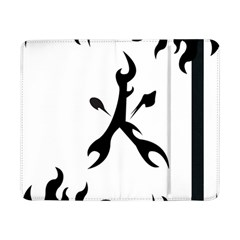 Kage Flame Phone Case Samsung Galaxy Tab Pro 8 4  Flip Case