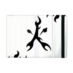 Kage Flame Phone Case Apple Ipad Mini 2 Flip Case