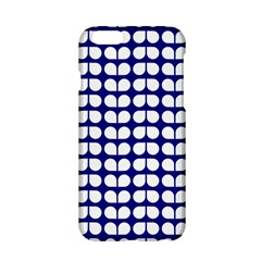 Blue And White Leaf Pattern Apple Iphone 6 Hardshell Case