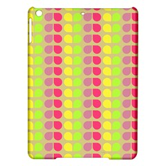Colorful Leaf Pattern Apple Ipad Air Hardshell Case