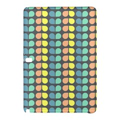 Colorful Leaf Pattern Samsung Galaxy Tab Pro 10.1 Hardshell Case