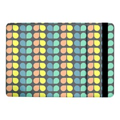 Colorful Leaf Pattern Samsung Galaxy Tab Pro 10 1  Flip Case