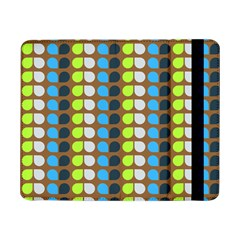 Colorful Leaf Pattern Samsung Galaxy Tab Pro 8.4  Flip Case