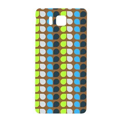 Colorful Leaf Pattern Samsung Galaxy Alpha Hardshell Back Case