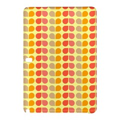 Colorful Leaf Pattern Samsung Galaxy Tab Pro 12 2 Hardshell Case