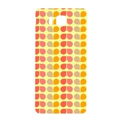 Colorful Leaf Pattern Samsung Galaxy Alpha Hardshell Back Case
