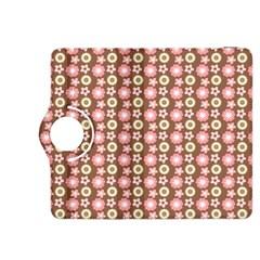 Cute Floral Pattern Kindle Fire HDX 8.9  Flip 360 Case