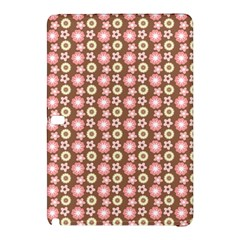 Cute Floral Pattern Samsung Galaxy Tab Pro 10.1 Hardshell Case