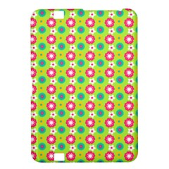 Cute Floral Pattern Kindle Fire Hd 8 9  Hardshell Case