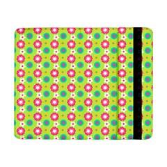 Cute Floral Pattern Samsung Galaxy Tab Pro 8.4  Flip Case