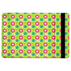 Cute Floral Pattern Apple iPad Air 2 Flip Case