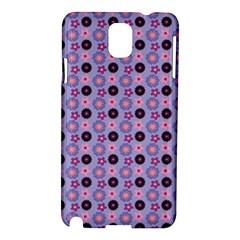Cute Floral Pattern Samsung Galaxy Note 3 N9005 Hardshell Case
