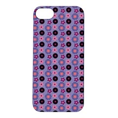 Cute Floral Pattern Apple Iphone 5s Hardshell Case
