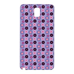Cute Floral Pattern Samsung Galaxy Note 3 N9005 Hardshell Back Case