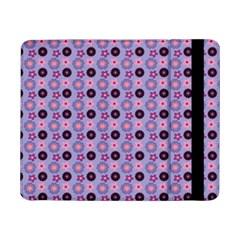Cute Floral Pattern Samsung Galaxy Tab Pro 8 4  Flip Case