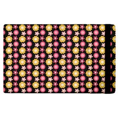 Cute Floral Pattern Apple Ipad 3/4 Flip Case