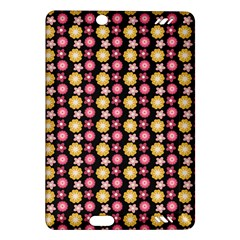 Cute Floral Pattern Kindle Fire HD (2013) Hardshell Case