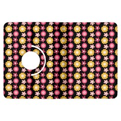 Cute Floral Pattern Kindle Fire HDX Flip 360 Case