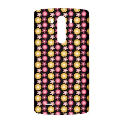 Cute Floral Pattern LG G3 Back Case