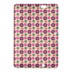 Cute Floral Pattern Kindle Fire HDX 8.9  Hardshell Case