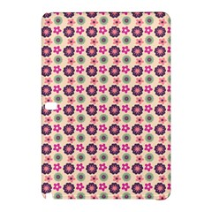 Cute Floral Pattern Samsung Galaxy Tab Pro 12 2 Hardshell Case