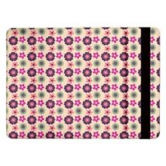 Cute Floral Pattern Samsung Galaxy Tab Pro 12.2  Flip Case