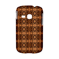 Faux Animal Print Pattern Samsung Galaxy S6310 Hardshell Case