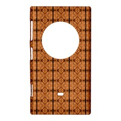 Faux Animal Print Pattern Nokia Lumia 1020 Hardshell Case