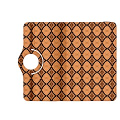 Faux Animal Print Pattern Kindle Fire HDX 8.9  Flip 360 Case