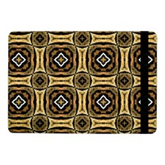 Faux Animal Print Pattern Samsung Galaxy Tab Pro 10 1  Flip Case
