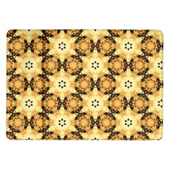 Faux Animal Print Pattern Samsung Galaxy Tab 10.1  P7500 Flip Case