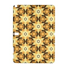 Faux Animal Print Pattern Samsung Galaxy Note 10 1 (p600) Hardshell Case