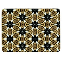 Faux Animal Print Pattern Samsung Galaxy Tab 7  P1000 Flip Case