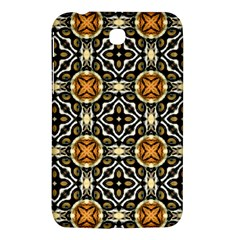 Faux Animal Print Pattern Samsung Galaxy Tab 3 (7 ) P3200 Hardshell Case