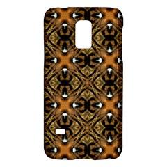 Faux Animal Print Pattern Samsung Galaxy S5 Mini Hardshell Case