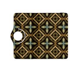 Faux Animal Print Pattern Kindle Fire HDX 8.9  Flip 360 Case