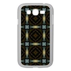 Faux Animal Print Pattern Samsung Galaxy Grand Duos I9082 Case (white)