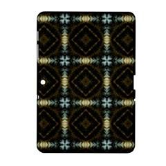 Faux Animal Print Pattern Samsung Galaxy Tab 2 (10.1 ) P5100 Hardshell Case