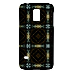 Faux Animal Print Pattern Samsung Galaxy S5 Mini Hardshell Case