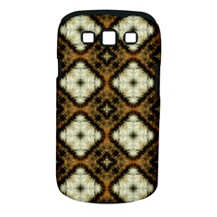 Faux Animal Print Pattern Samsung Galaxy S Iii Classic Hardshell Case (pc+silicone)
