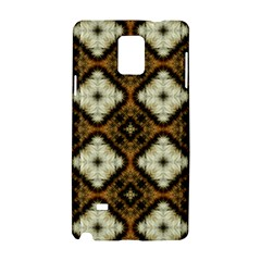 Faux Animal Print Pattern Samsung Galaxy Note 4 Hardshell Case