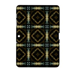Faux Animal Print Pattern Samsung Galaxy Tab 2 (10.1 ) P5100 Hardshell Case