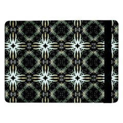 Faux Animal Print Pattern Samsung Galaxy Tab Pro 12 2  Flip Case