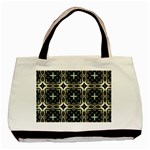 Faux Animal Print Pattern Classic Tote Bag Front