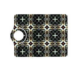 Faux Animal Print Pattern Kindle Fire HD (2013) Flip 360 Case