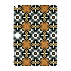 Faux Animal Print Pattern Samsung Galaxy Note 10.1 (P600) Hardshell Case